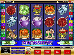 Moonshine Pokie Game