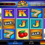 Progressive Jackpot Pokie Machine