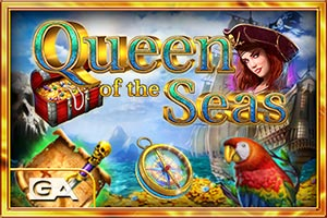 The Queen of the Seas Video Slot