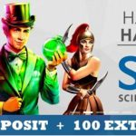 Slotsmillion and Scientific Games