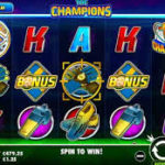 The Champions Pokie
