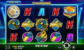 The Champions Pokie