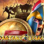 Spartans Legacy Pokie