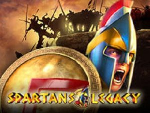 Spartans Legacy Pokie