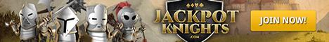 Play pokies online at Jackpot Knights Casino