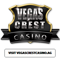 Play video pokies at Vegas Crest Casino