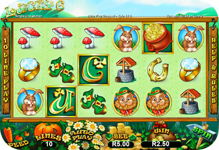Play the Lucky 6 Pokie during the Lucky September Special