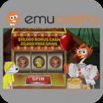 Emu Casino Pokie Promo