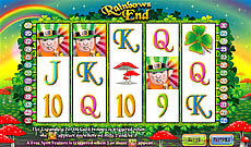 latest microgaming online pokie rainbows end