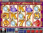 Secret Admirer Free Pokie Game