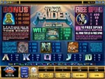 Tomb Raider Free Pokie Game