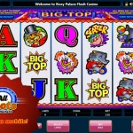 Big Top Mobile Pokie