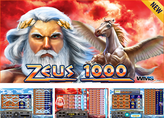 Zeus 1000 is out NOW