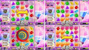 Candy sugar pop slot