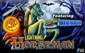 Lightning Horseman Video Slot