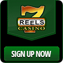 Free Aussie Pokies and more at 7Reels Casino!