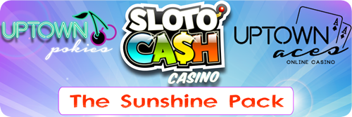 Sunshine Pack Slots Bonus - Deckmedia - Best Casino Bonus Offer