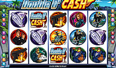 microgaming 5 reel 20 pay-line aussie pokie machine